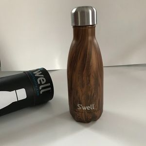 New S'well® Teakwood 9 oz. Bottle